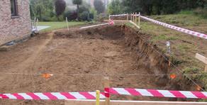 terrassement fondation maison