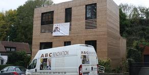 Abc Rénovation/ Construction - Châssis bois - Toiture, Isolation, Charpente et Bardage - Bruxelles