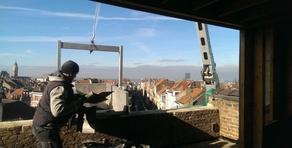 entreprise de toitures, AB Construction